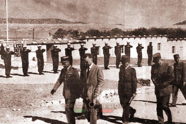 2e REC - 2 REC - Foreign Legion - Legion Etrangere - 1961 - Algeria - Djelfa - Pierre Messmer