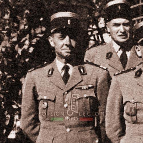 2e REC - 2 REC - Foreign Legion - Legion Etrangere - 1961 - Algeria - Henri Baldini