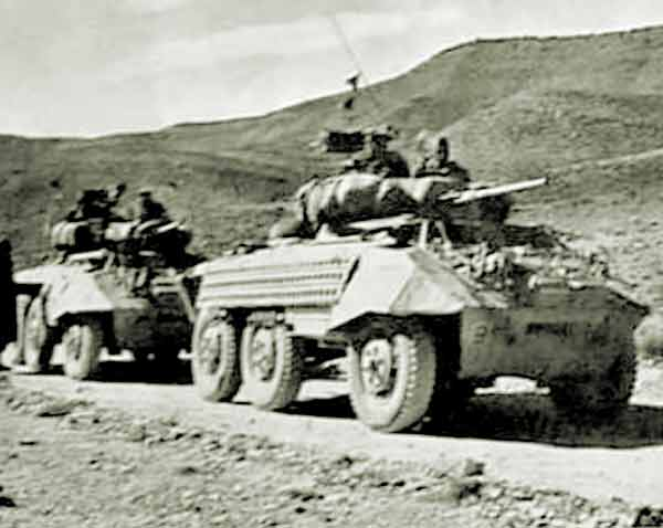 2e REC Bou Kahil region February 1961