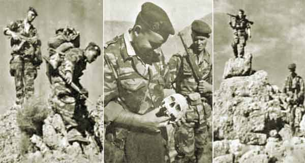 2e REC Bou Kahil region June 1960