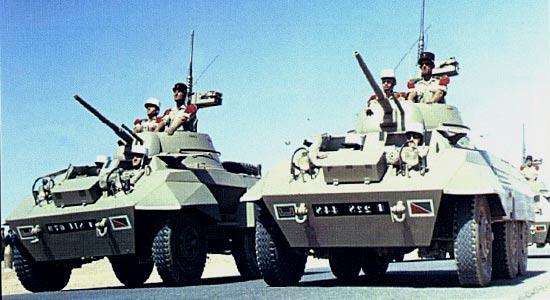 2e REC parading - Algeria 1961