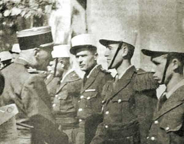 2e REC - Camerone Day 1957