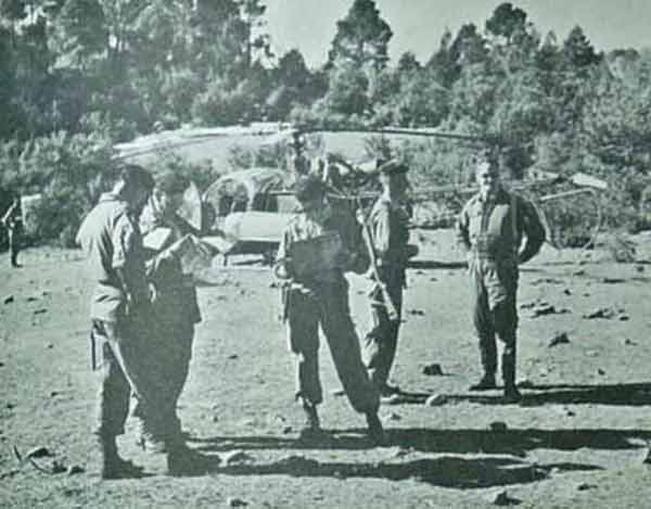 2e REC Gadet Meglires on January 21, 1960