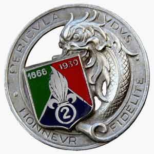 2e REC insignia