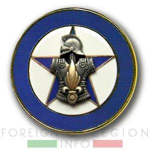 2e REG - 2 REG - Foreign Legion Etrangere - History - 1998 - Engineer Company - Compagnie de Genie - Insignia