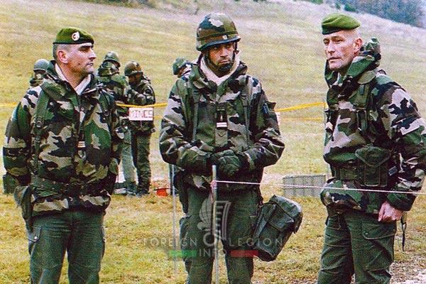 2e REG - 2 REG - Foreign Legion Etrangere - History - 1998 - Engineer Company - Compagnie de Genie - Raissac - Pierre Sarzaud - Gonzal