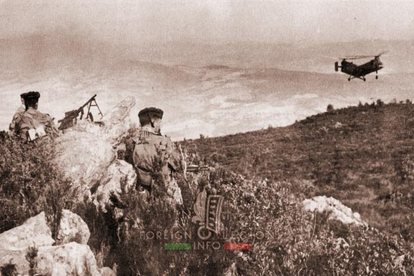 2e REP - 2 REP - Algeria - Guelma - legionnaires - 1958