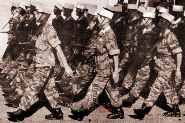 2e REP - 2 REP - Algeria - Guelma - Saint Michel - 1958