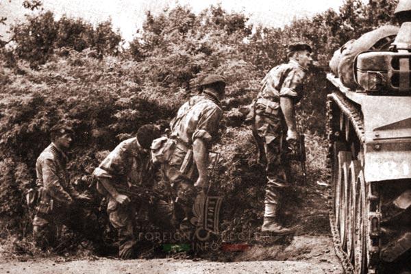 2e REP - 2 REP - Algeria - Bone - 1959