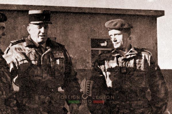 2e REP - 2 REP - Algeria - 2e REP - 2 REP -  Jacques Lefort - Henri Dufour - 1er REP - 1 REP - 1959