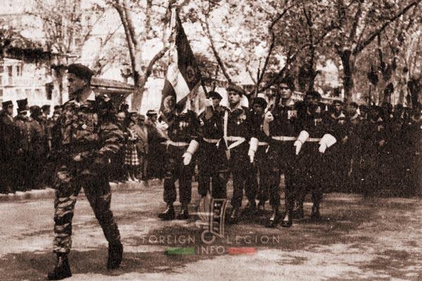 2e REP - 2 REP - Algeria - Djidjelli - Bernard Cabiro - 1960