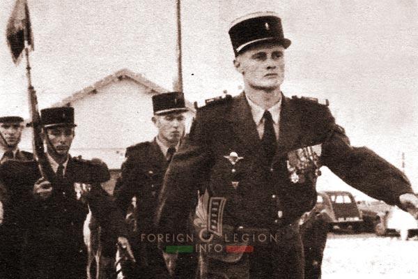 2e REP - 2 REP - Algeria - Jean Planet - 1960