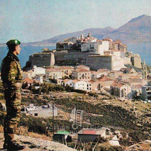2e REP - 2 REP - Corsica - Calvi - 1965