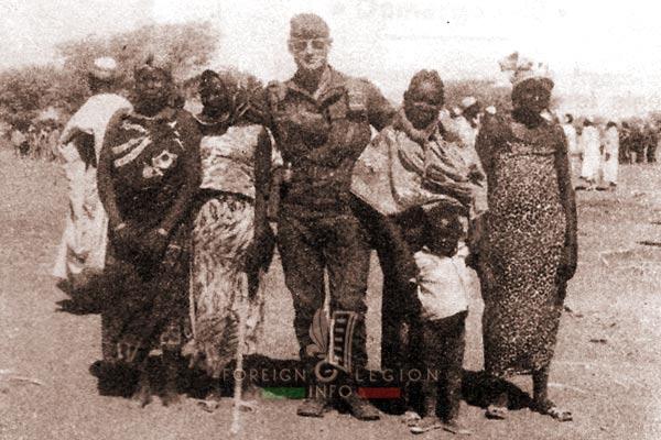 2e REP - 2 REP - Niger - Damergou - 1968