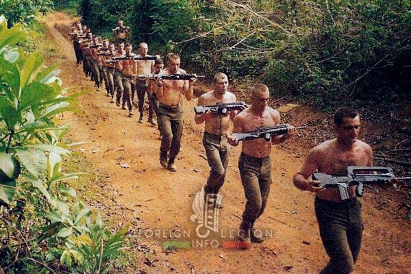 2e REP - 2 REP - Gabon - 1994