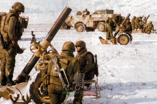 2e REP - 2 REP - Bosnia - IFOR - 1996