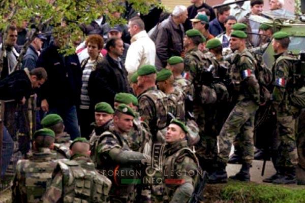 2e REP - 2 REP - Kosovo - Mitrovica - 2000