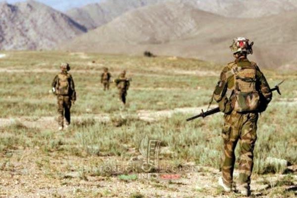 2e REP - 2 REP - Afghanistan - 2011