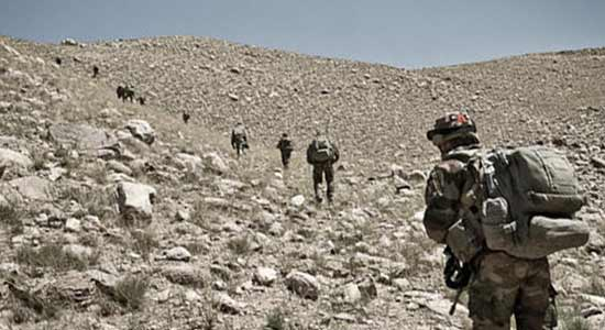 2e REP - Afghanistan - 2010