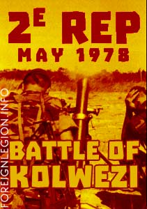 Battle of Kolwezi - Operation Leopard - Operation Bonite