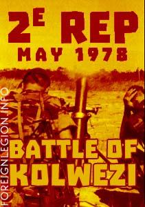 Battle of Kolwezi - Operation Leopard - Operation Bonite