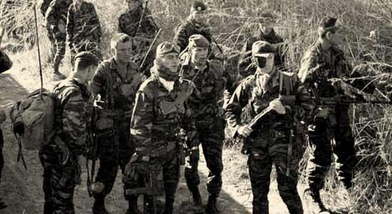 2e REP - Kolwezi - 1978
