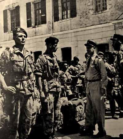 2e REP - 3rd Company - Caserne de France - Philippeville
