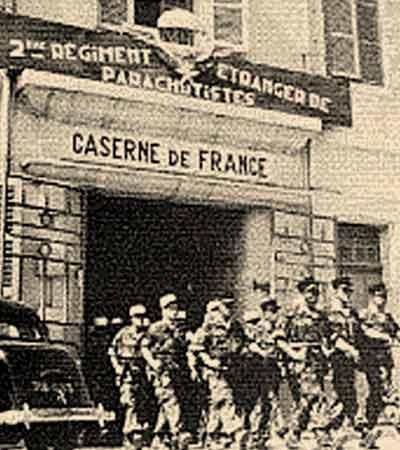 2e REP - Caserne de France - Philippeville