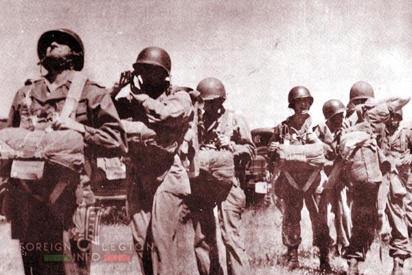 3e BEP - 3 BEP - Morocco - 1954