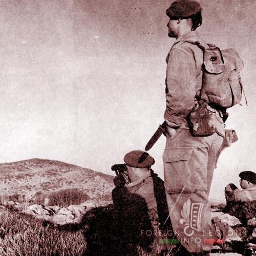 3e BEP - 3 BEP - Batna - Algeria - 1955