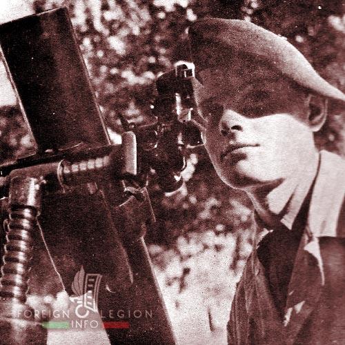 3e BEP - 3 BEP - Algeria - Brandt Mle 27/31 - 1954