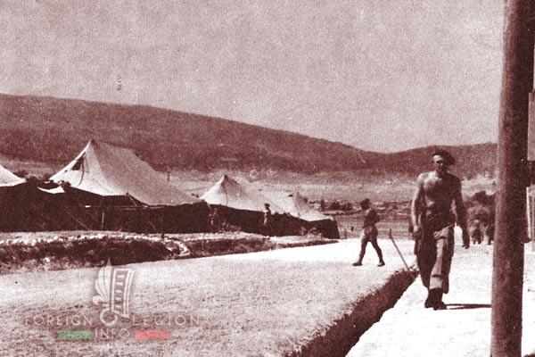 3e REP - 3 REP - Batna - Algeria - 1955