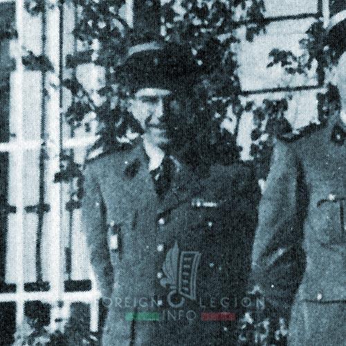 3e BMLE - 3 BMLE - Legion Etrangere - Jean Hautecœur - 1963