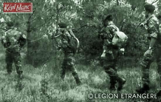 3rd Foreign Legion Task Force - 3e BMLE 1963