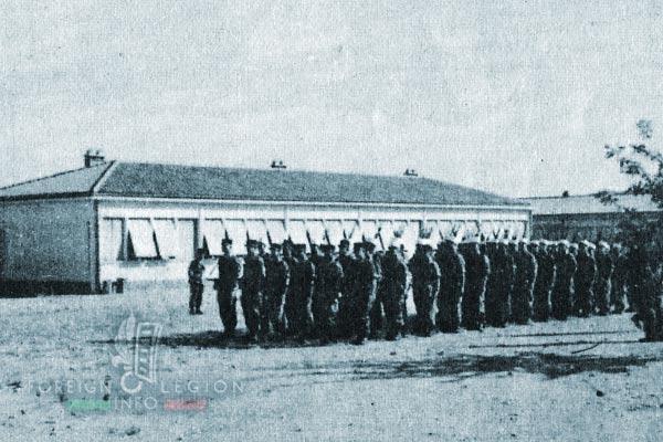 3e BMLE - 3 BMLE - Foreign Legion - Corsica - 1964 - 1st Company - Camp de Fiume Secco - Calvi