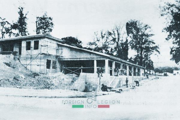 3e BMLE - 3 BMLE - Foreign Legion - France - 1964 - Aubagne - Quartier Vienot - Guardhouse