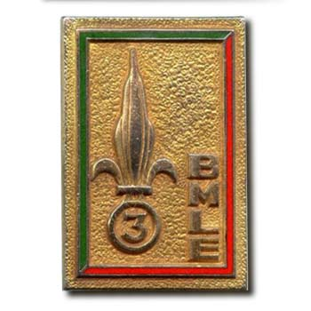 3rd Foreign Legion Task Force - 3e BMLE - Insignia
