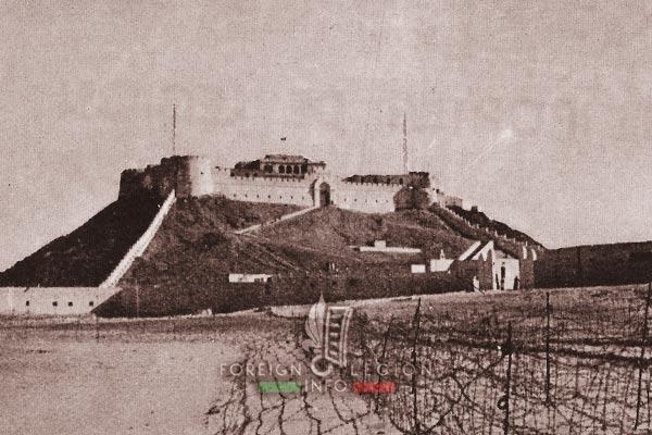 3e CSPL - 3 CSPL - Fort Leclerc - Sebha - Fezzan - Libya - Foreign Legion Etrangere - 1950