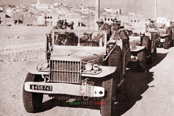 3e CSPL - 3 CSPL - Guerrara - M'Zab - Algeria - Foreign Legion Etrangere - 1958