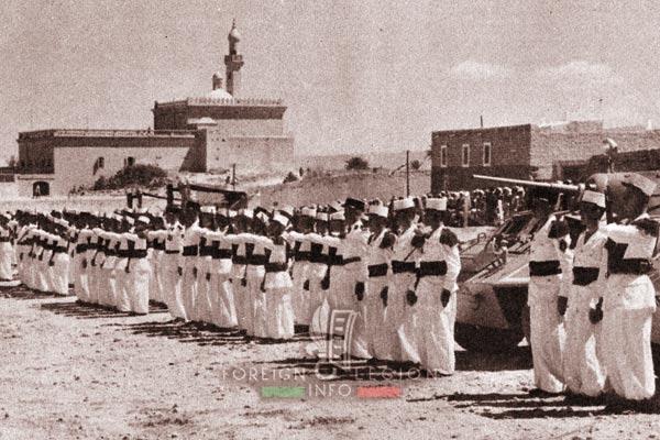 3e CSPL - 3 CSPL - Camerone - Messaad - Algeria - Foreign Legion Etrangere - 1958