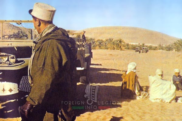 3e CSPL - 3 CSPL - Metlili - Algeria - Foreign Legion Etrangere - 1959