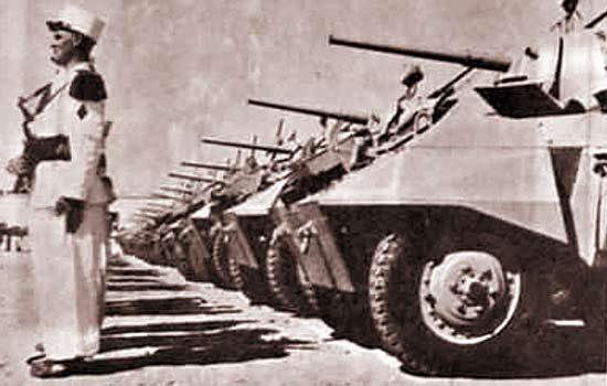 3e CSPL - 3 CSPL - AM8 - Camerone 1960 - Laghouat