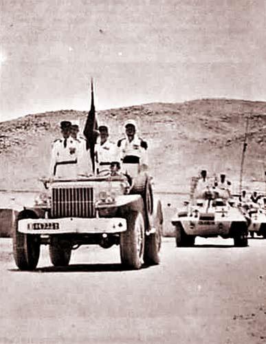 3e CSPL - 3 CSPL - Camerone 1958 - Messad