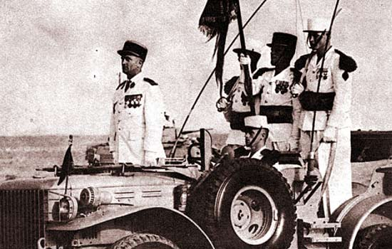 3e CSPL - 3 CSPL - Capitaine Bureau - Mekrareg / Mekhareg