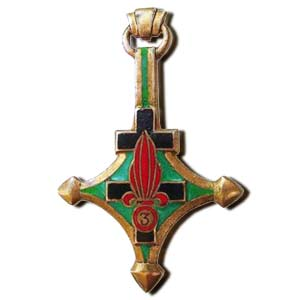 3e CSPL - 3 CSPL - insigne - insignia