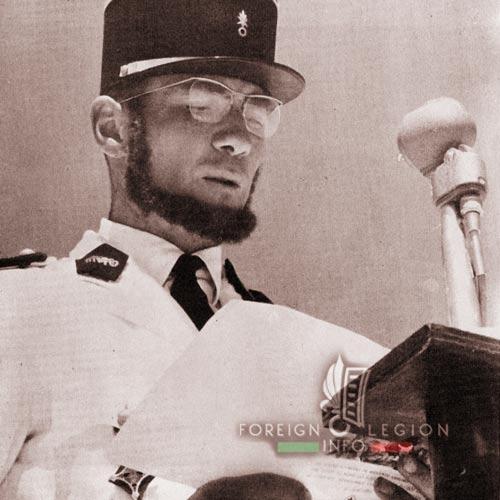 3e CSPL - 3 CSPL - Louis Peyramale - Camerone - Messaad - Algeria - Foreign Legion Etrangere - 1958