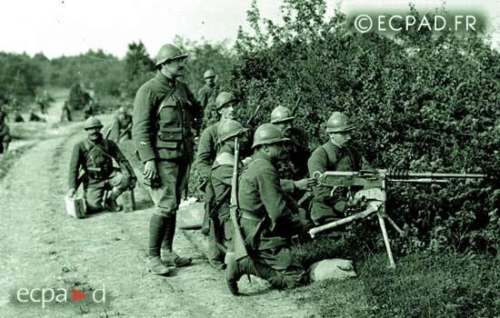 RMLE - Régiment de Marche de la Légion Etrangère - 1917