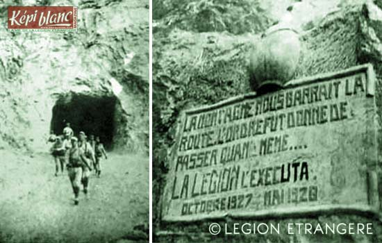 3 REI - 3REI - 3rd Foreign Infantry Regiment - 3rd REI - Legion - Morocco - Foum Zabel