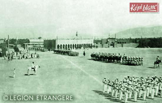 3 REI - 3REI - 3rd Foreign Infantry Regiment - 3rd REI - Legion - Morocco - Ksar es-Souk