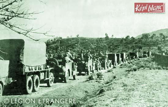 3 REI - 3REI - 3rd Foreign Infantry Regiment - 3rd REI - Bec du Canard 1959